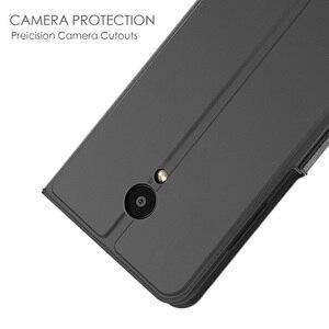 Image 5 - Funda de cuero de lujo para Meizu C9 Note 9, funda con soporte y imán Delgado a prueba de golpes para Meizu C9 Pro 16 th 16 T