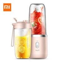 xiaomi deerma Juicer wireless home automatic fruit and vegetable multi function mini student juice electric juice machine|Juicers| |  -