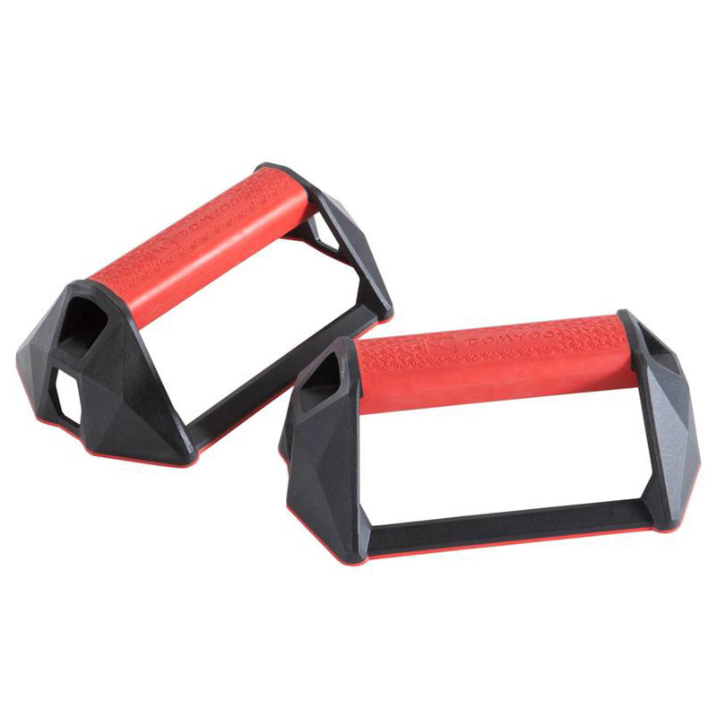 1 Pair Push Ups Stands Grip Fitness Equipment Handles Chest Bodybuilding Rack Sports Muscular Training Push Up Bar Exercise