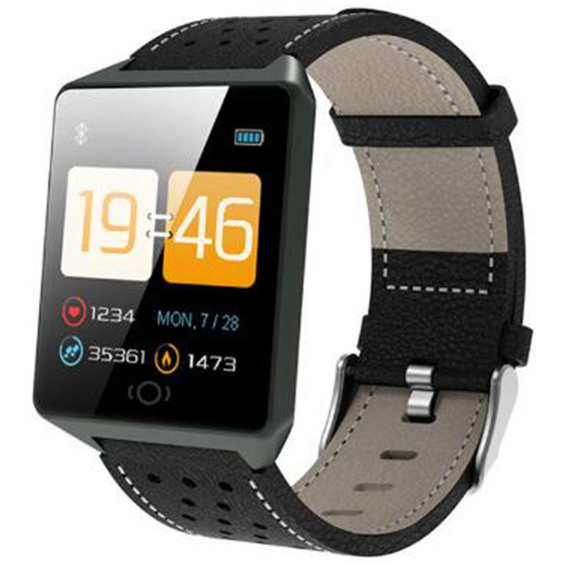 Consumer Electronics Smart Watches Charitable New Ck19 Smart Wristband Heart Rate Monitor Smart Fitness Bracelet Blood Pressure Pedometer Ip67 Waterproof Fragrant Aroma