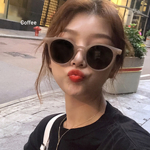 Retro Womens Fashion Oval Sunglasses Mens Vintage Eyewear Shades Brand Designer