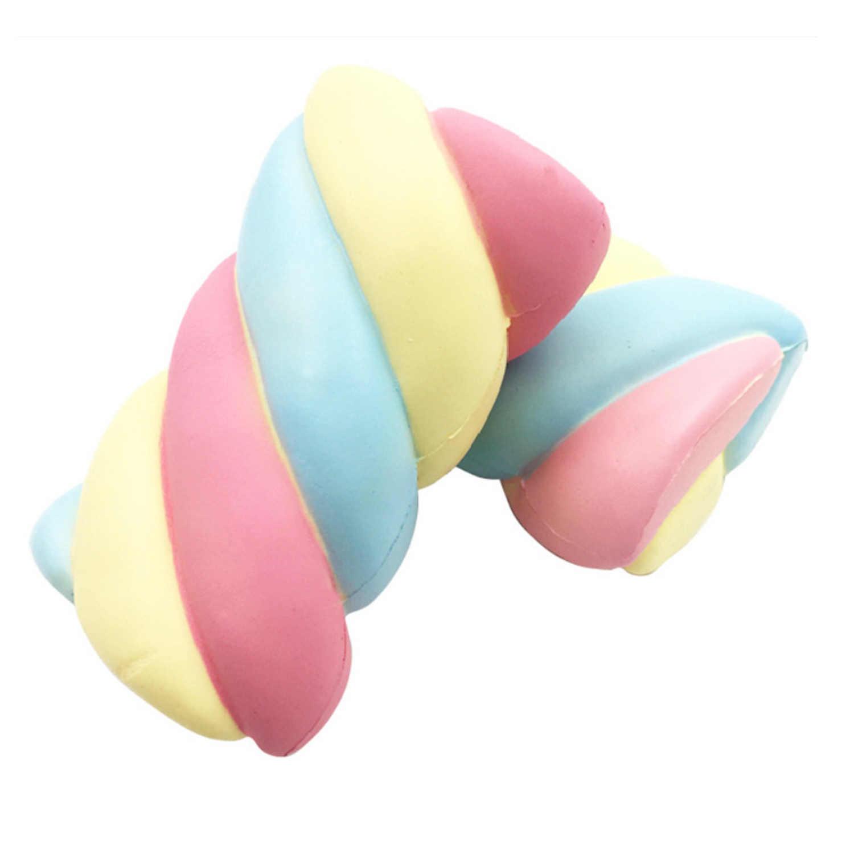 Besegad Симпатичные Джамбо Большой размер Kawaii Мягкий хлопок конфеты мягкими squshi игрушка замедлить рост для детей снимает стресс беспокойство украшения
