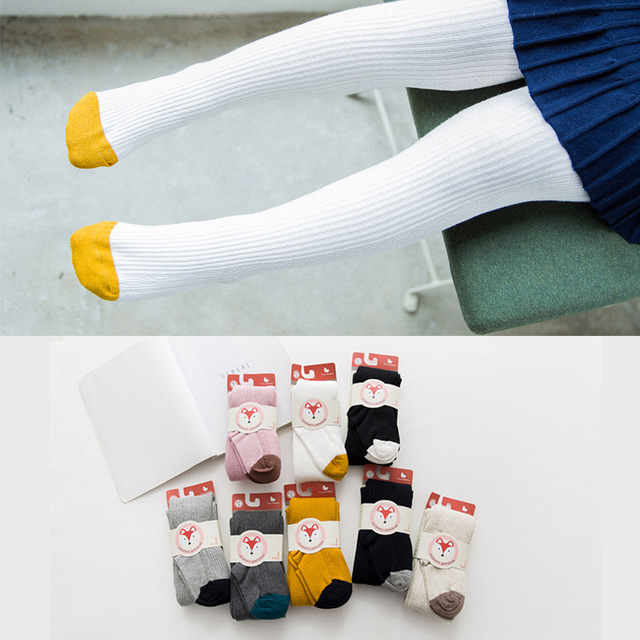 3ef92c5a6 2019 Autumn And Winter New Style Cotton Children Pantyhose Fashion Wholesale  Baby Leggings