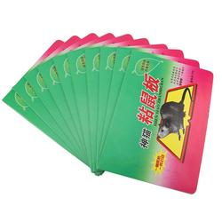 Hosehold 10 Pcs/Set Strong Sticky Adhesive Mouse Glue Trap High Effective Rodent Rat Catcher Pest Control