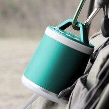 Outdoor Bluetooth Speaker Outdoor Camping Night Light Sound Anti-lost Receiver Speaker lost light