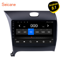 Seicane 9 Inch Android 8.1 Car GPS Navi Radio Multimedia Player for 2013 2015 2016 KIA CERATO K3 FORTE With Bluetooth