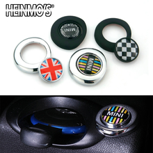 For MINI Cooper R56 R55 R57 R58 R59 R60 R61 Start Stop Button Sticker Accessories Countryman Clubman