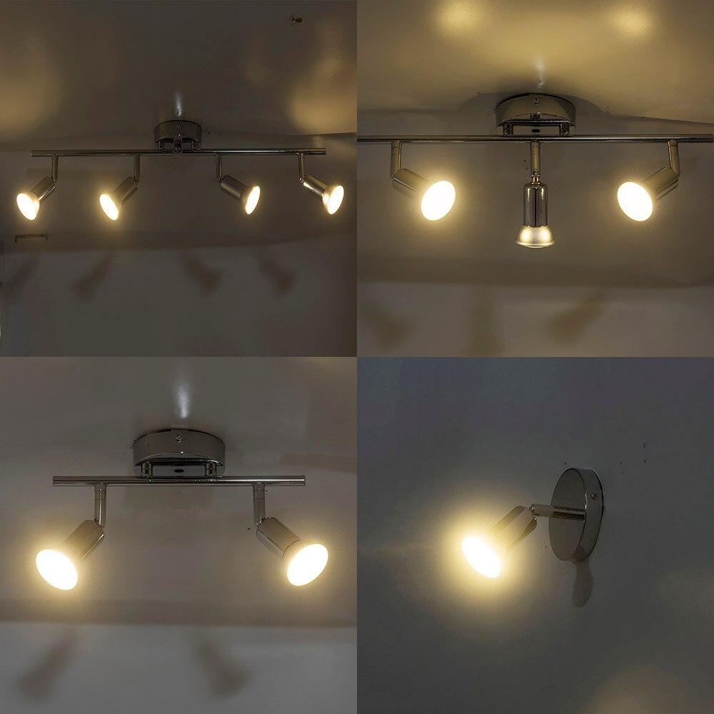 Led Camera Da Letto us $12.92 29% di sconto|parete 360 gradi girevole regolabile luci led  specchio moderno led camera da letto lampade da comodino vetrina ha  condotto la