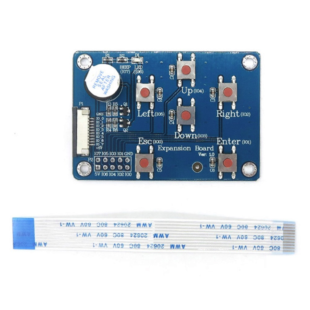 LEORY Expansion Board For 2.4 2.8 3.2 3.5 4.3 5.0 7.0 Inch Nextion Enhanced HMI Intelligent LCD Display