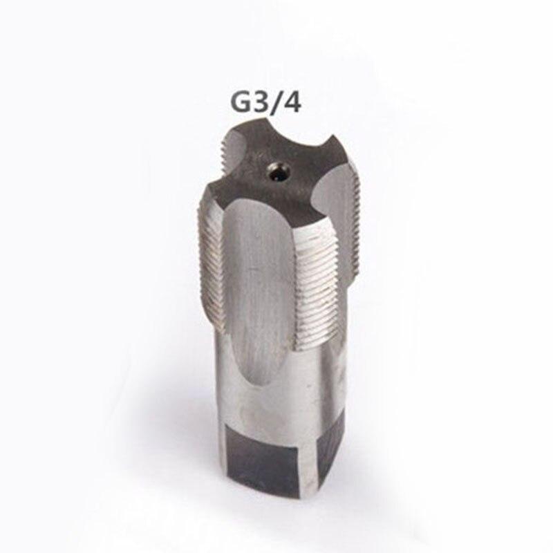 G1/8 1/4 3/8 1/2 3/4 1 NPT 1 HSS Taper Pipe Tap Metal Screw Thread Cutting ToolG1/8 1/4 3/8 1/2 3/4 1 NPT 1 HSS Taper Pipe Tap Metal Screw Thread Cutting Tool