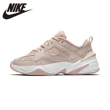Nike  M2k Tekno Clunck  Woman Running Shoes Fashion Breathable Anti-slip Dad Shoe Sports Sneakers # AO3108