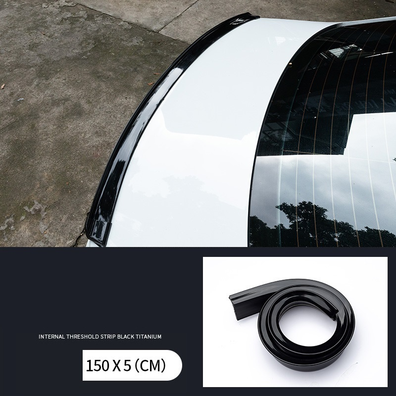 Accessories Accessory Modification Wing protector Upgraded Mouldings Decorative Auto Automobiles Spoilers FOR Honda URV in Spoilers Wings from Automobiles Motorcycles