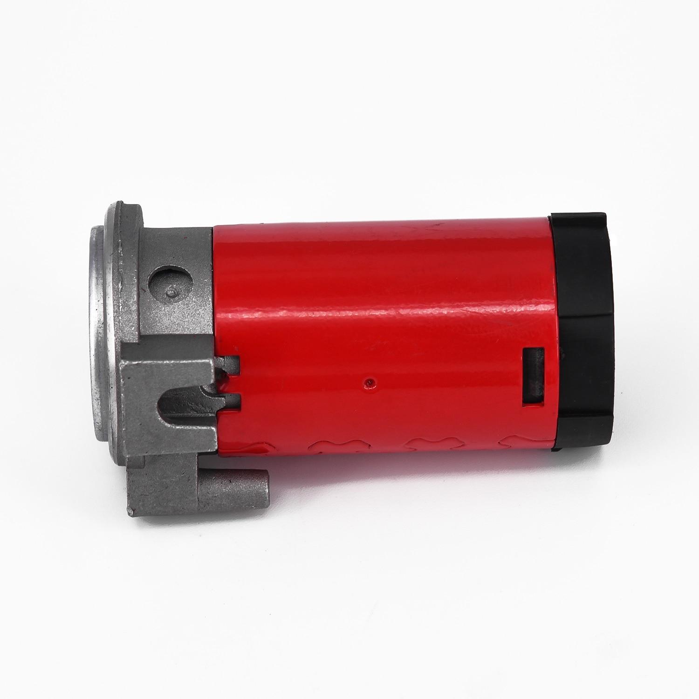 Three Trumpet 12V Air Horn Set Compressor Warning Sound Beep Car Truck Switch