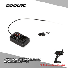 Car-Boat-Receiver RC Goolrc 3C for Tg3/Austar/Ax5s-transmitter TG-3 Original