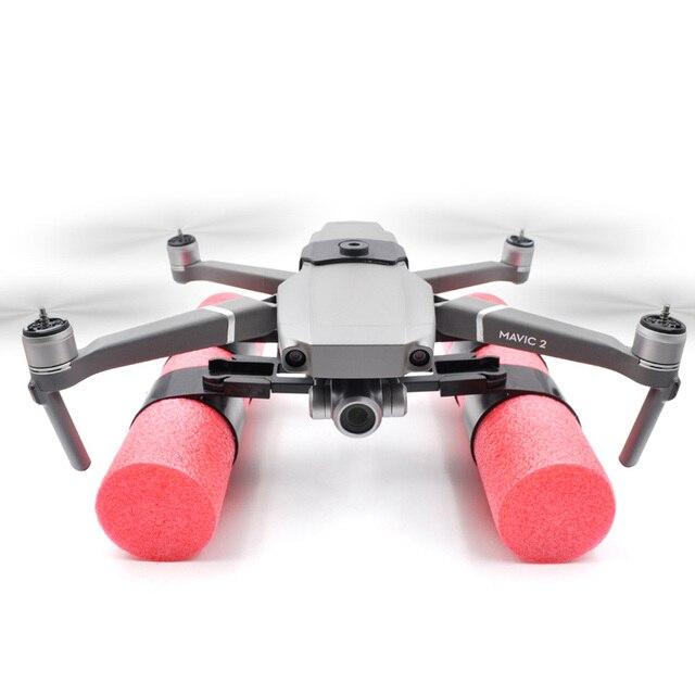 1 комплект, легкий Расширенный Плавающий поплавок, шасси, комбо, тренировочный Комплект для DJI Mavic 2 Pro Zoom Drone