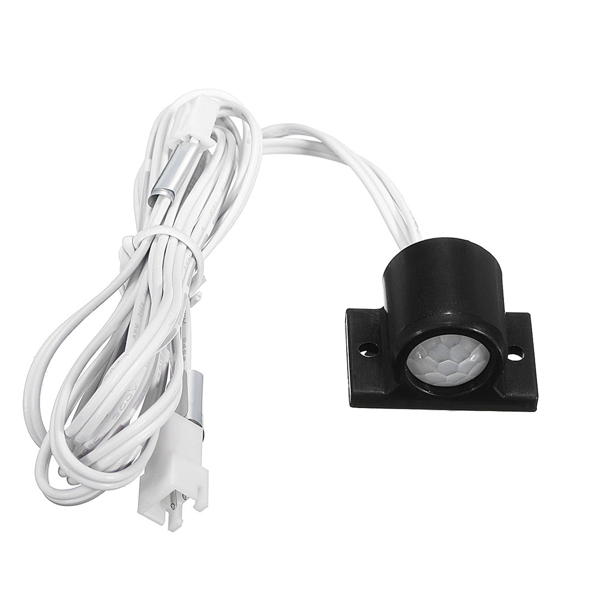 The Cheapest Price 140 Degree Mini Outdoor Adjustable Auto Pir Infrared Motion Sensor Detector For Led Light Strip Switch Lighting Dc 3-12v 2a Auto Replacement Parts Abs Sensor