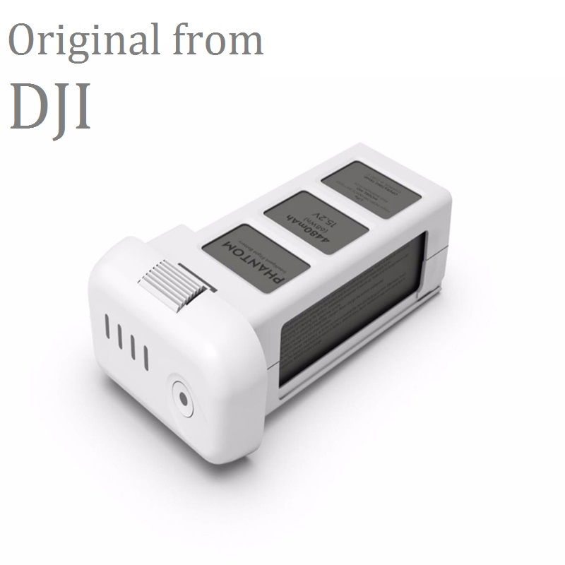 Original DJI Phantom 3 Professional Advanced Intelligent Flight Battery 4480mAh 15 2V LiPo4s High Capacity Battery