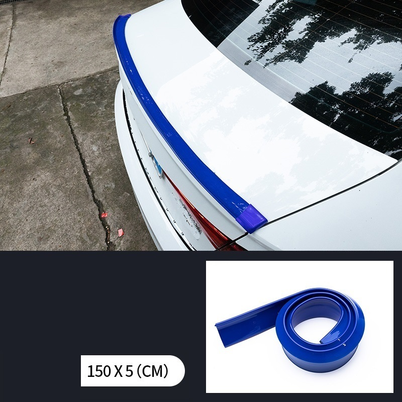 Modification Parts Modified Automovil Automobiles Decorative protector Exterior Decoration Mouldings Spoilers FOR BMW 5 series in Spoilers Wings from Automobiles Motorcycles
