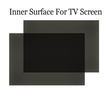 50PCS/Lot New 32inch 90 Degree Glossy 715MM*403MM TV LCD Polarizer Film Polarized Sheets Promotion