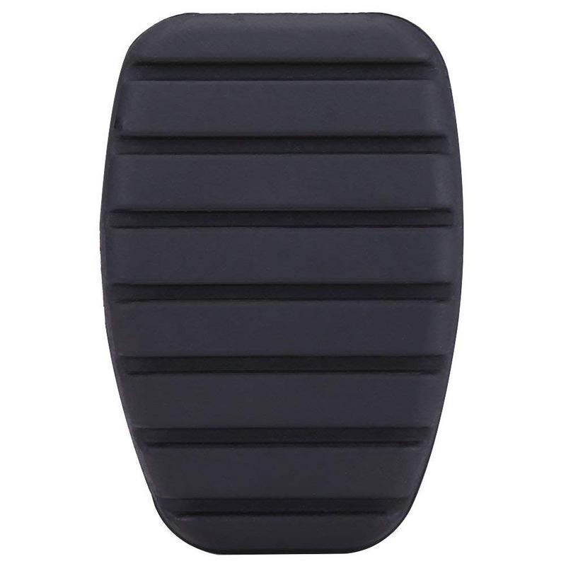 Professional 1 Pc Black Rubber Car Pedal Clutch Brake Pedal Rubber Pad Cover For Renault Megane Car Accessories