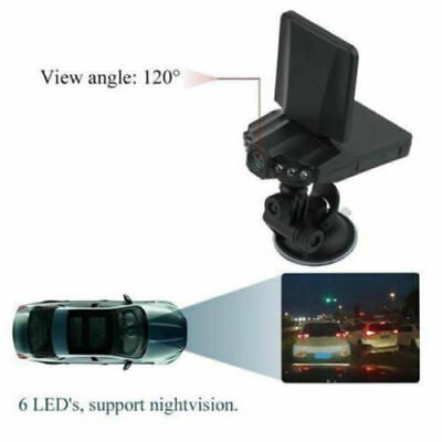 Car Mintiml Recorder Driving Recorder HD 1080P Night Vision Supports up to 32G