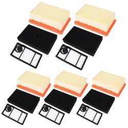 Сменный воздушный фильтр комплект оснастки для TS400 BR350 BR430 SR430 SR450 5 комплектов Профессиональный