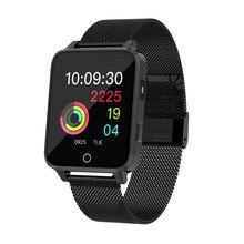 Купить с кэшбэком  Sport wristband New Bluetooth Smart Watch Iphone Android Burn calories Heart Rate Blood Pressure Monitor Smartwatch Bracelet