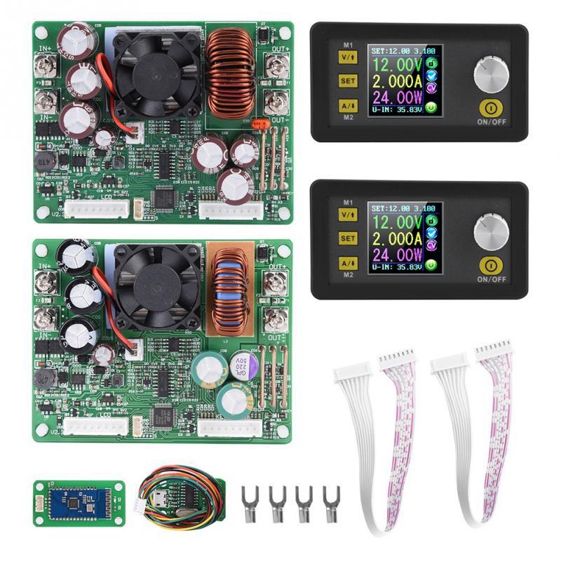 プログラマブル DC DC インバータ降圧電源モジュール DC 6 60 に 0 50V 色液晶定電圧コンバータ  グループ上の 家のリフォーム からの インバーター & コンバーター の中 1