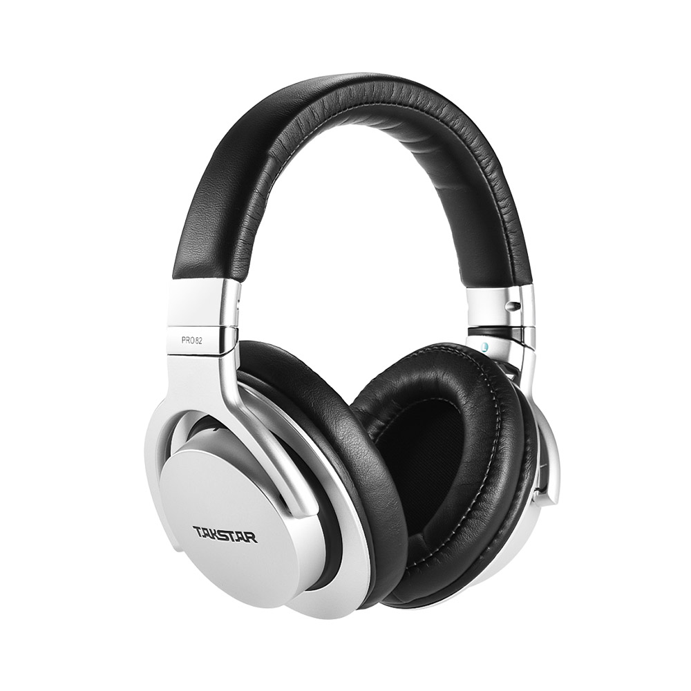 TAKSTAR PRO 82 Studio Dynamic Monitor Headphone Headset Over ear for Recording Monitoring Music Appreciation