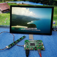2K LCD display module kit 10.1 inch IPS 2560X1600VVX10T025J00 HDMI DVI VGA automatic identification source function