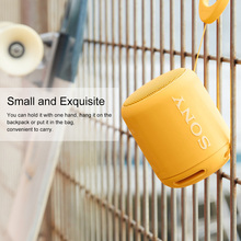 Sony SRS-XB10 Mini Bluetooth Speaker Wireless Portable Speakers Subwoofer NFC Deep Bass IPX5 Waterproof caixa de som