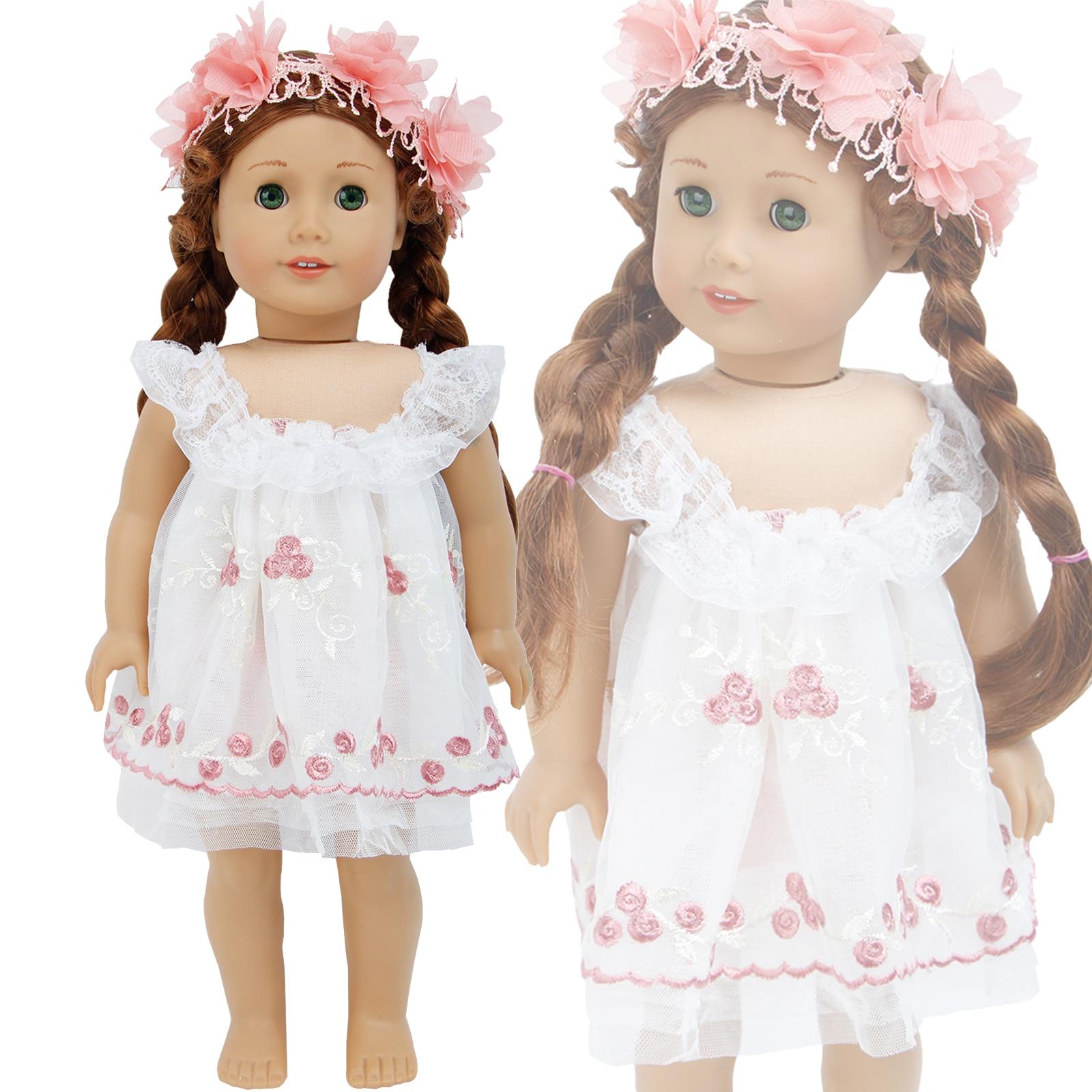 "Hot Pink Fleece Hoodie 18/"" doll clothes fits American Girl dolls Handmade"