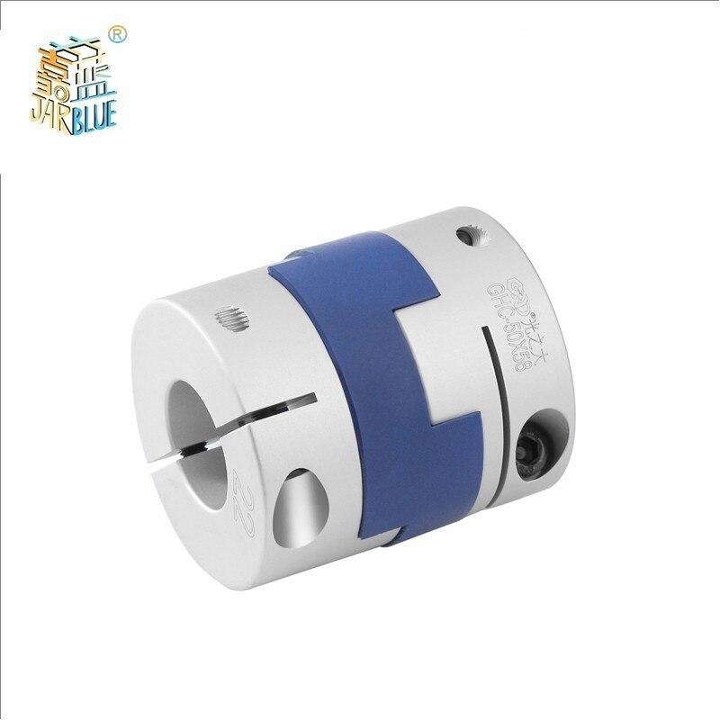 Support en Aluminium standard D40x50mm flexible Koppeling Klem TransmissieSupport en Aluminium standard D40x50mm flexible Koppeling Klem Transmissie
