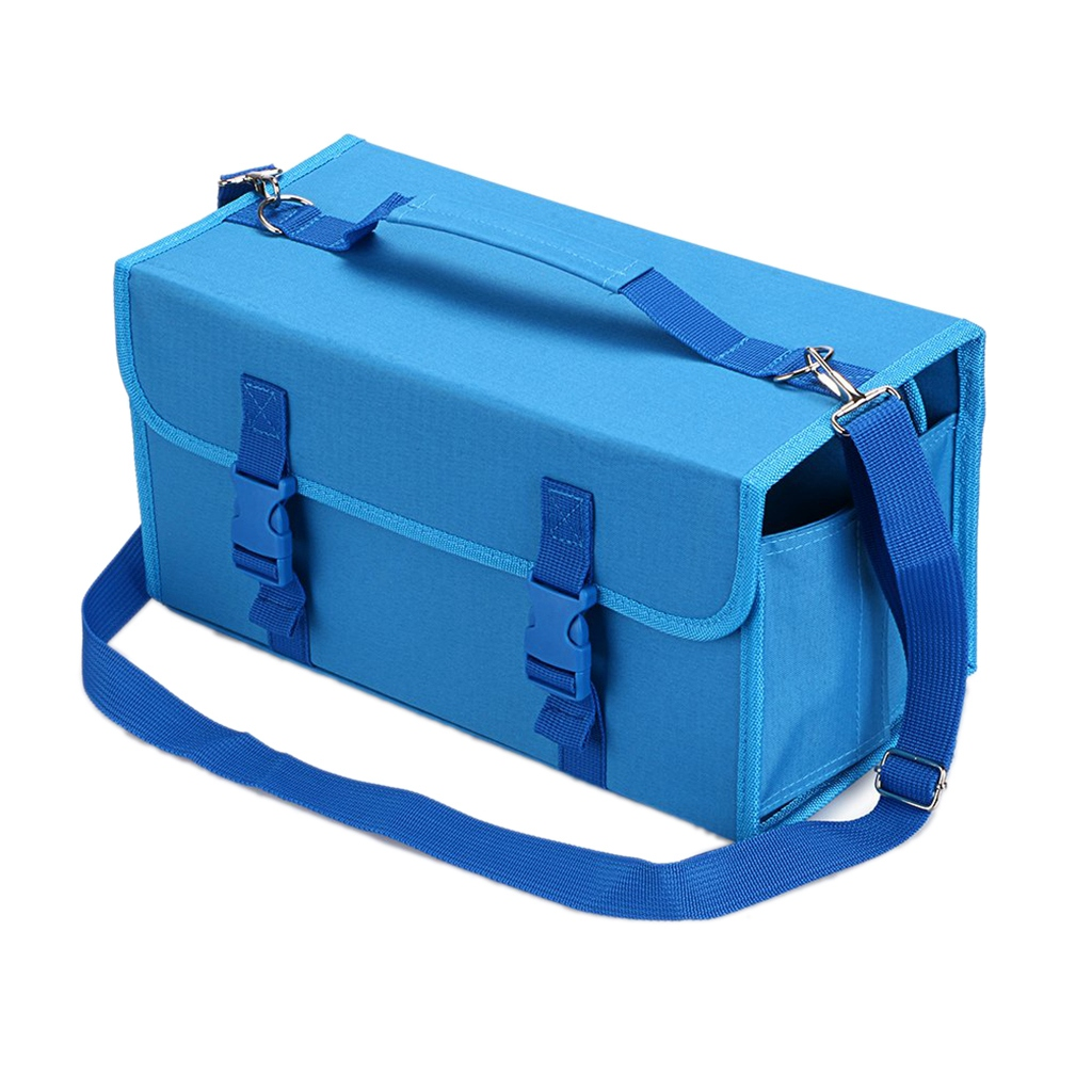 Marker 120 Holders Organizer Case Storage So On Fits From 15Mm To 22Mm DiameterMarker 120 Holders Organizer Case Storage So On Fits From 15Mm To 22Mm Diameter