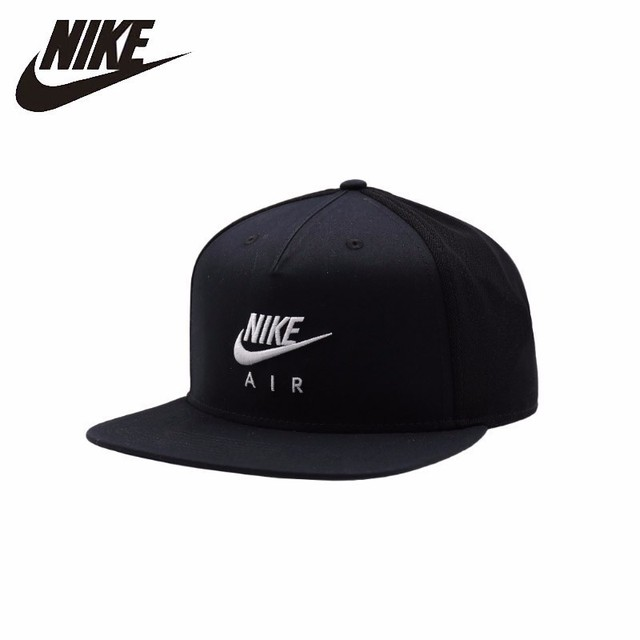 ec5a39317 US $56.95 33% OFF|Nike New Arrival Original PRO CAP Breathable Outdoor  Sunshade Caps Black Unisex Running Sport Caps #891299 010-in Running Caps  from ...