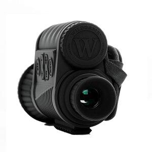 Image 3 - WG650 Night Vision Monocular  Night Hunting Scope Sight Riflescope Night Vision Telescope Optical Night Sight Free Ship