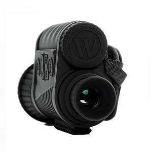 Image 3 - WG650 Visione notturna di Visione Monoculare di Caccia Scope Sight Cannocchiale di Visione Notturna del Telescopio Ottico di Notte Vista Libera La Nave