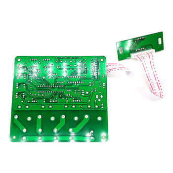 JY-21 4 digits 1-4 devices banknotes coins operated timer board time control pcb for car washing machine vending machine