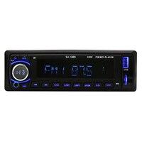 4 Autoradio Car Radio 12V Bluetooth Car Stereo In dash 1 Din USB/AUX/FM/AM Radio Universal Input Receiver SD/MP3/MMC/WMA