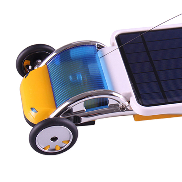 Solar Powered RC Car DIY Kit 5
