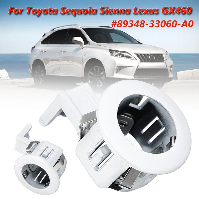 US $1 58 20% OFF|8934833060 89348 33060 A0 Parking Sensor Retainer PDC For  Toyota Sequoia Sienna for Lexus GX460-in Parking Sensors from Automobiles &