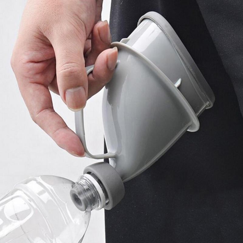 Image result for portable emergency toilet funnel