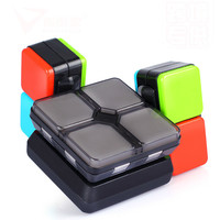Music Cube Magic Cube Toy Electronic Rubiks Cubes Changeable Intelligent Puzzle with Led Light Anti Stress Cube Puzzle