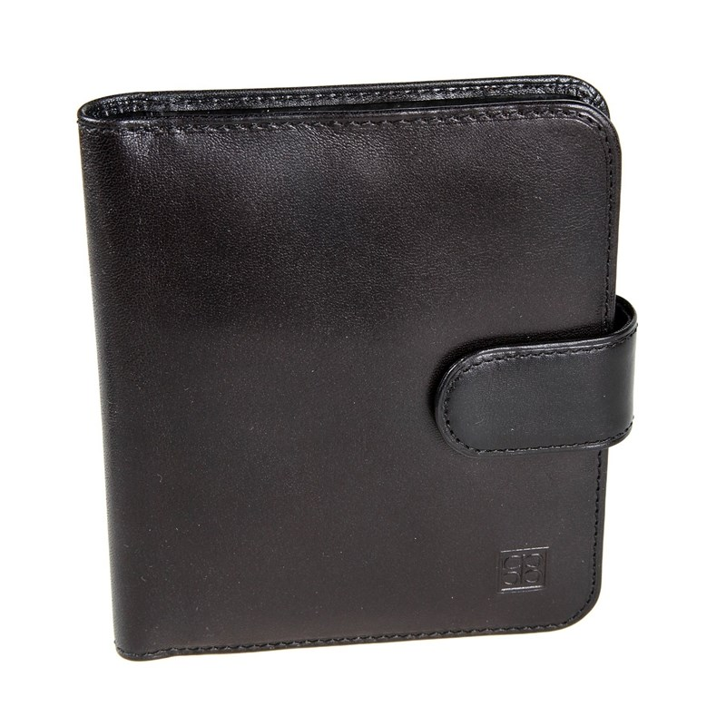 Business Card Holder Sergio Belotti 2612 Milano black large capacity card holder multifunctional wallet