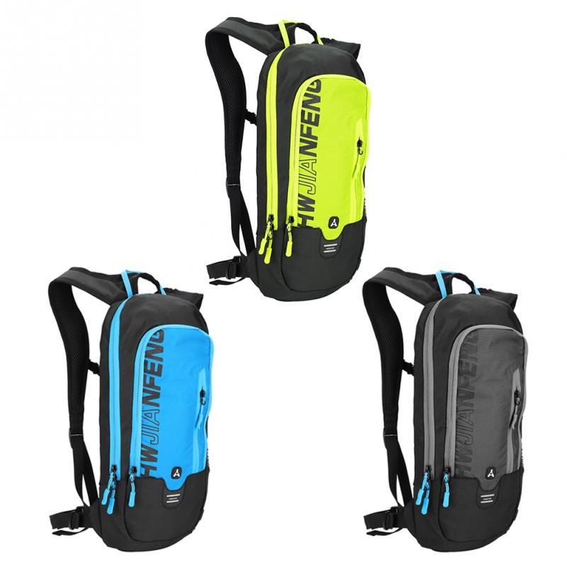 Hot Cycling Backpack Bicycle Water Bag Bike MTB Pouch Waterproof Climbing Hiking