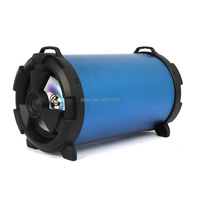 Portable bluetooth Speaker With Mic Super Bass Party Speaker outdoor speaker belly speaker