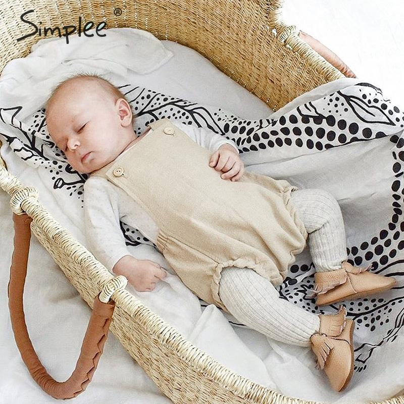 Reasonable Baby Clothes Cotton&linen Baby Girls Boys Romper Solid Infant Overalls Jumpsuit Bebe Roupas Newborn Cute Outfits Clothes 2019 Mother & Kids