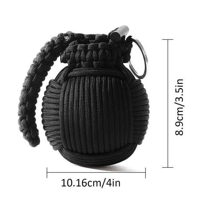 Mini Emergency Kit Survival Grenade 10