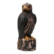 Реалистичная 3d pe охотничья приманка для орла scarer пугающая