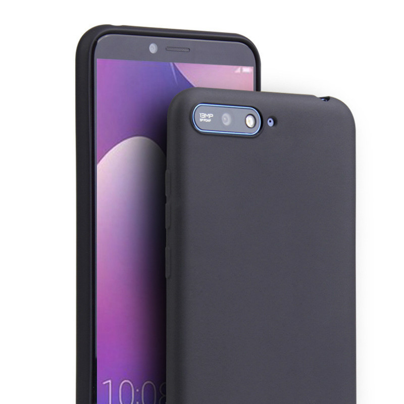 XINDIMAN Case for huawei P20lite soft TPU carcasa for huawei Y5 Y6 Y7prime Y9 2018 backcovers P8lite 2017 P9 P10lite Honor9lite in Fitted Cases from Cellphones Telecommunications